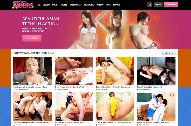 Best porn pay site for adorable Asian girls.