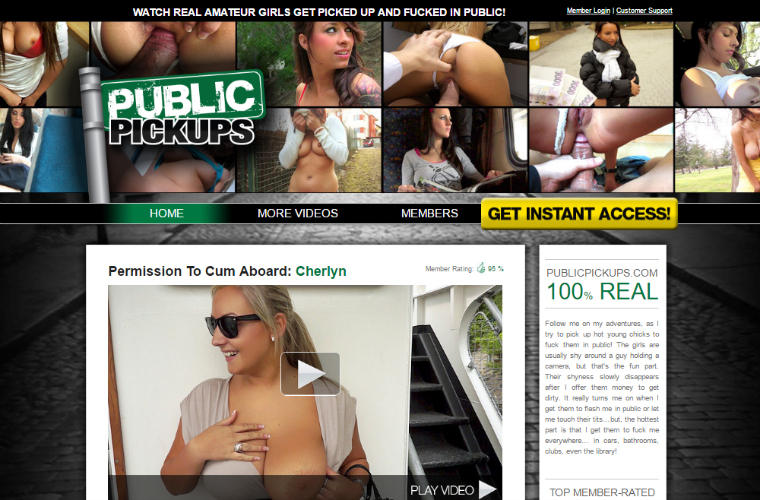 Best porn pay site for public sex videos.