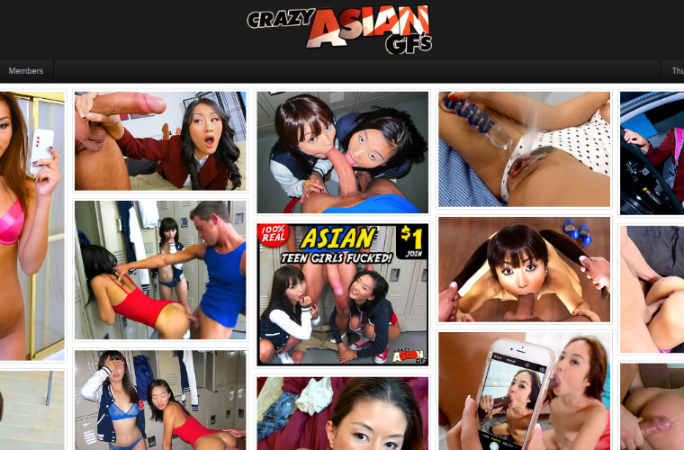 Top pay porn site with Asian girls.