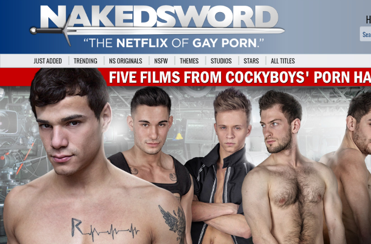 Top pay porn gay site with thousands of xxx movies and picture galleries.