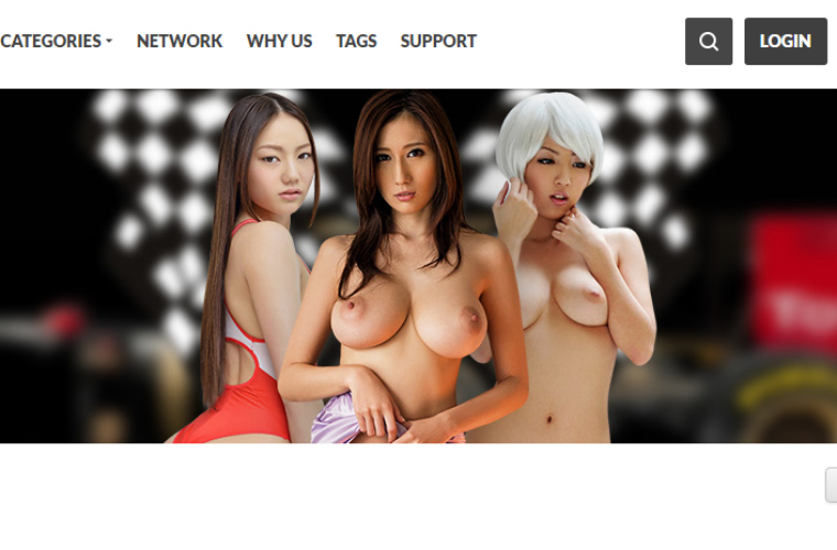 Top pay sex site with Asian models.