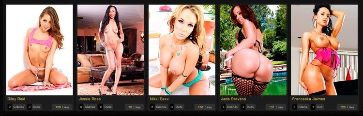 Nice pay xxx site with hot pornstars