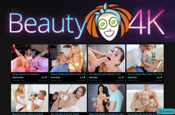 Best 4k pay pornsite with natural beauties