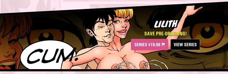 Best premium adult website where to read erotic comics