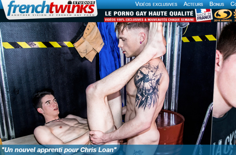 Good paid gay porn site for HD sex videos.