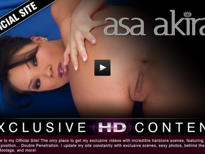 Nice hd adult website with the hottest porn star Asa Akira