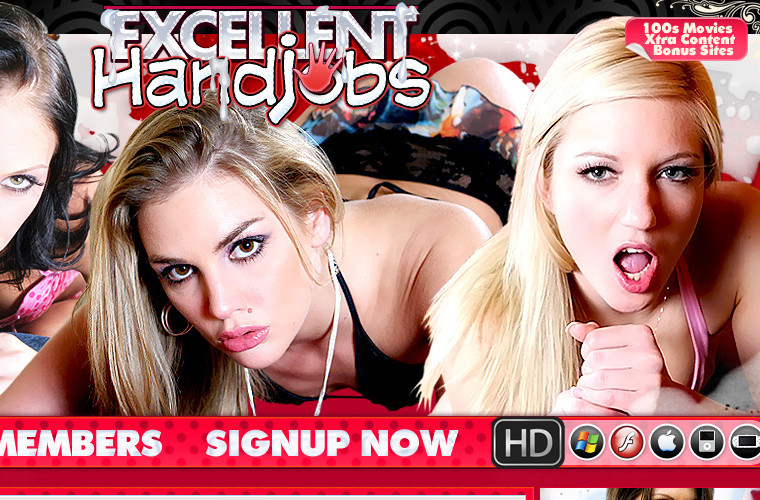 Good premium sex site for handjobs vidoes