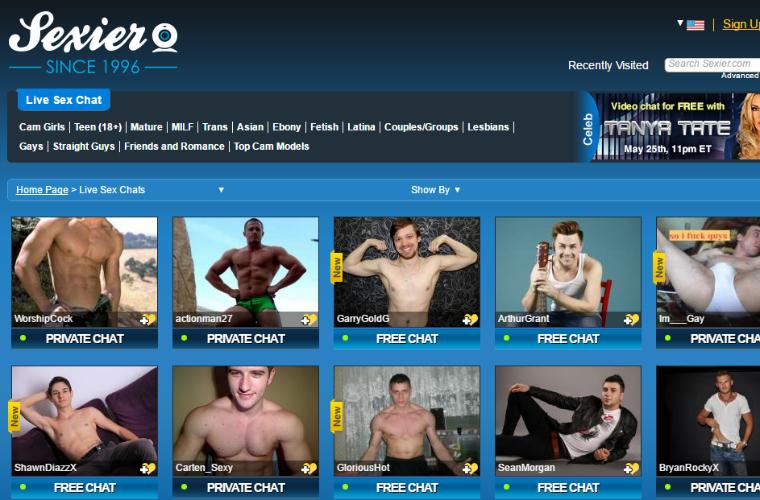 Good gay site for live cam shows.
