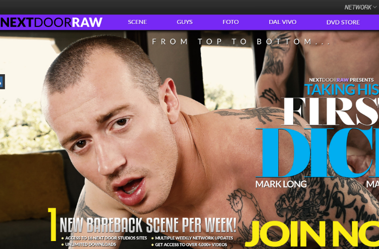 Excellent gay porn with bareback hardcore videos.