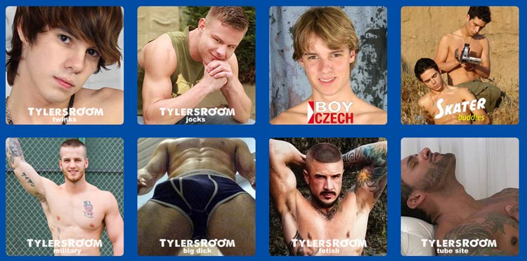 Greatest pay adult site with a lot of gay porn videos