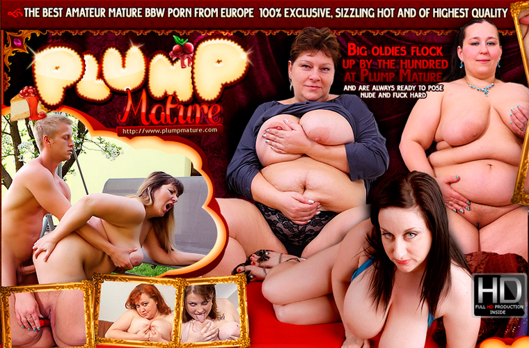 Best hd porn site with hot and chubby mature women
