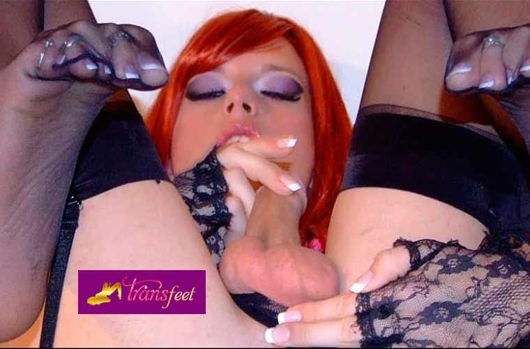 Top paid xxx website providing hot ladyboys with sexy feet