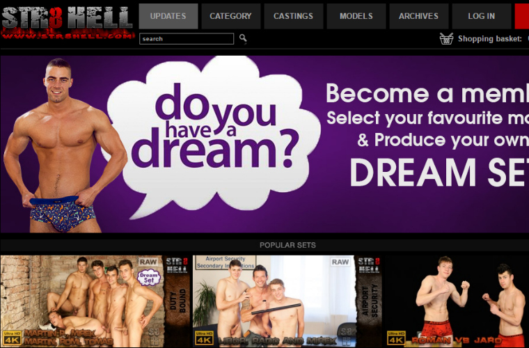 Good gay adult website for HD hardcore videos.