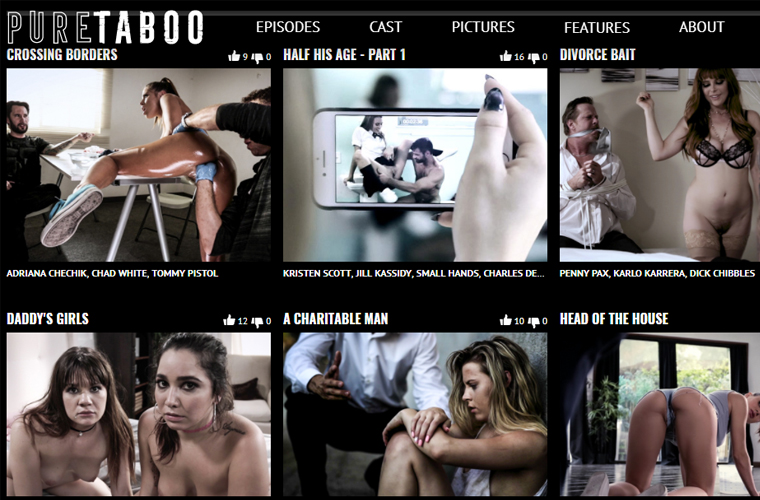 Amazing porn website for taboo sex videos.