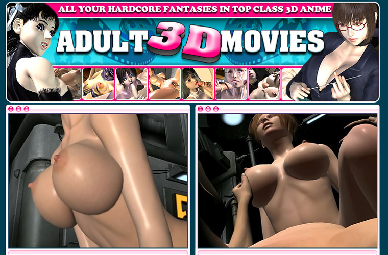 Amazing pay porn site for 3D sex scenes.