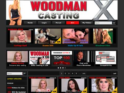 Good paid xxx website if you are a fan of casting porn contents