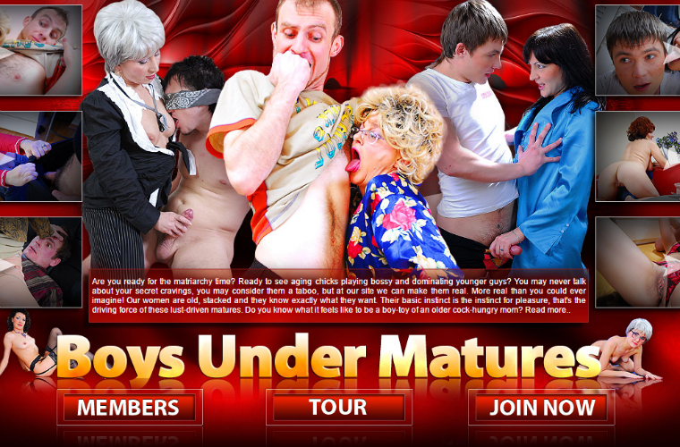 Best porn pay site for mature women.