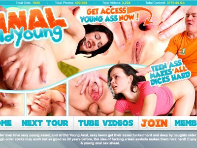 Nice porn pay site for anal sex lovers.